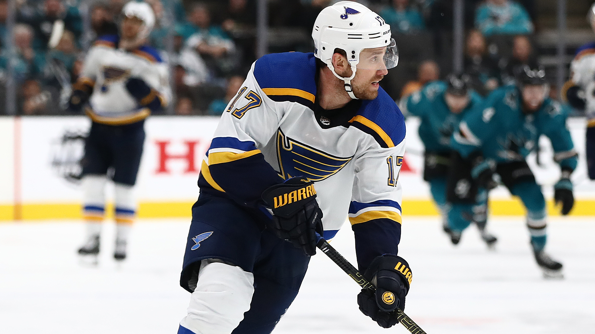 Hockey Daily Dose: That's why they call it the Blues - Fantasy Columns