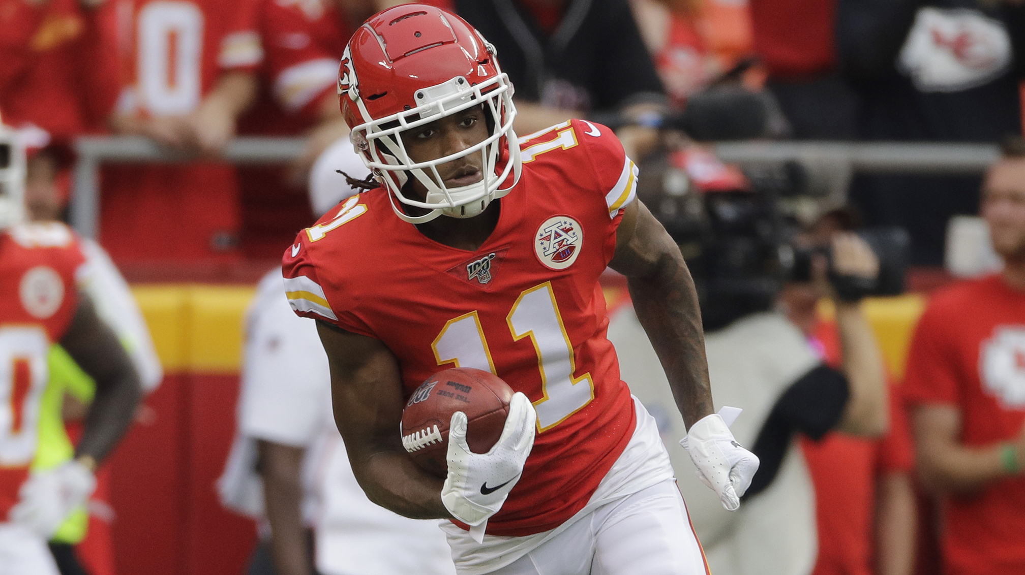 the best attitude 97fcc 9672f Waiver Wired: Waiver Wire: Week 3 - Fantasy Columns